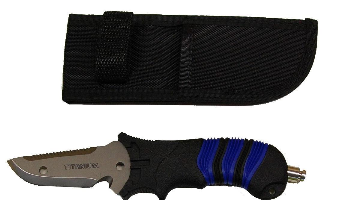 POLARIS - Jacketmesser Titan Tauchermesser