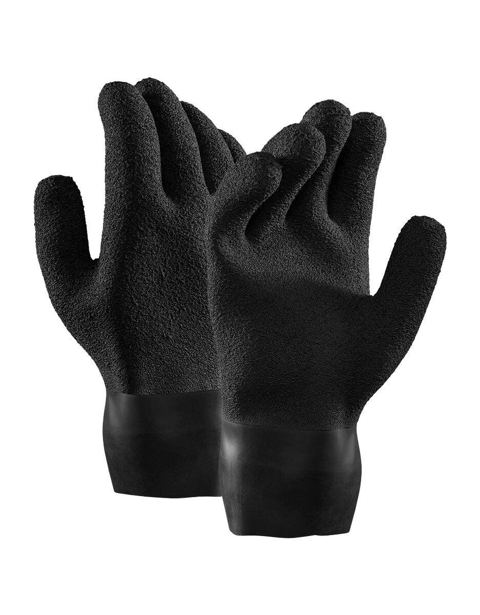 WATERPROOF - Drygloves Latex HD short für Ultima mit Thermo Handschuhen
