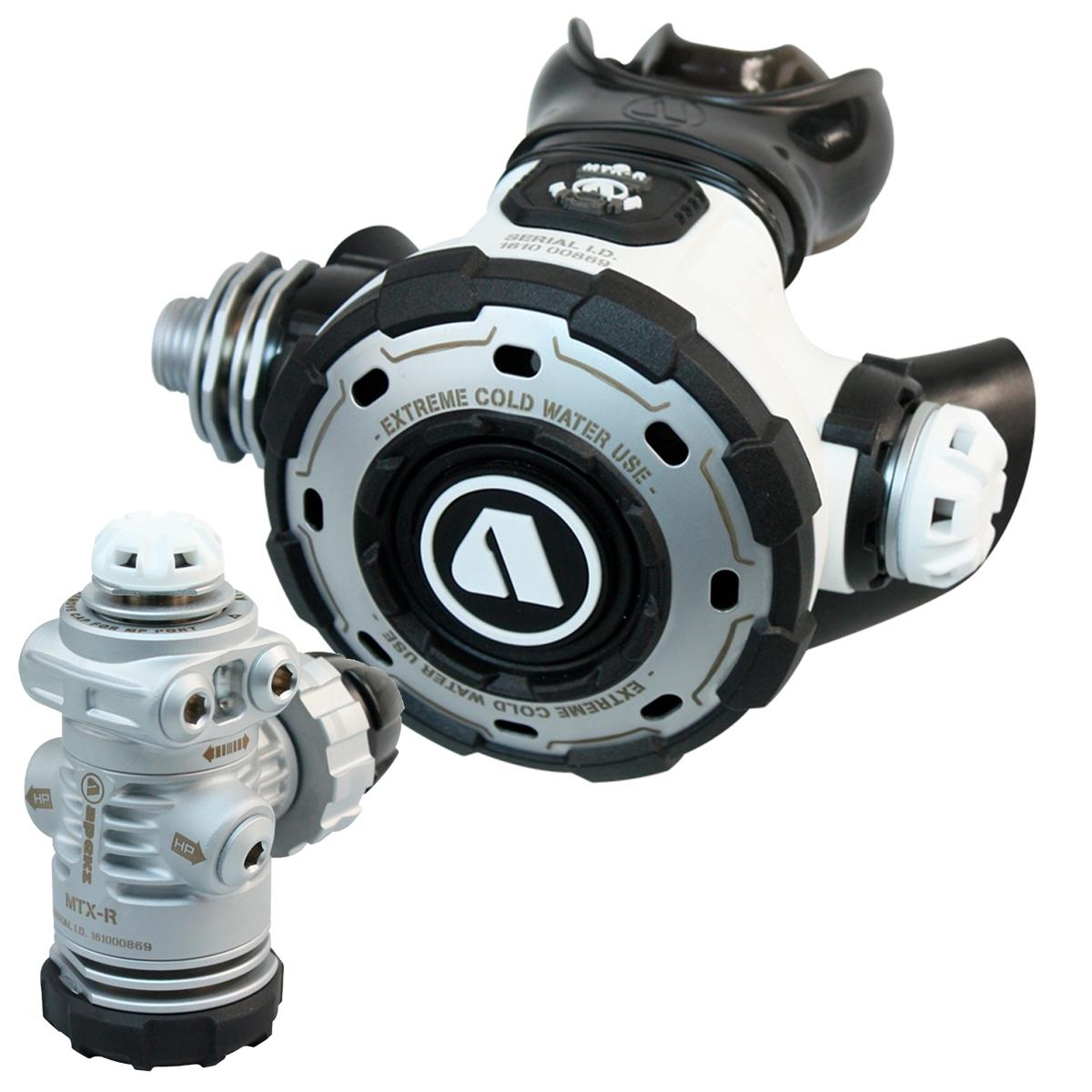 APEKS - MTX-R Atemregler 2stufig