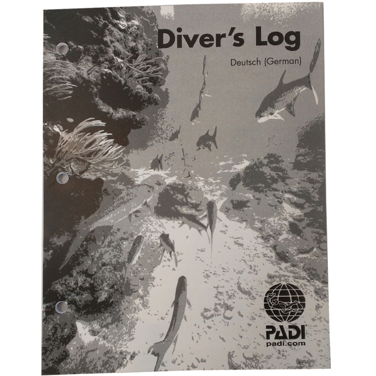 PADI - Adventure Log - Refill Pages English