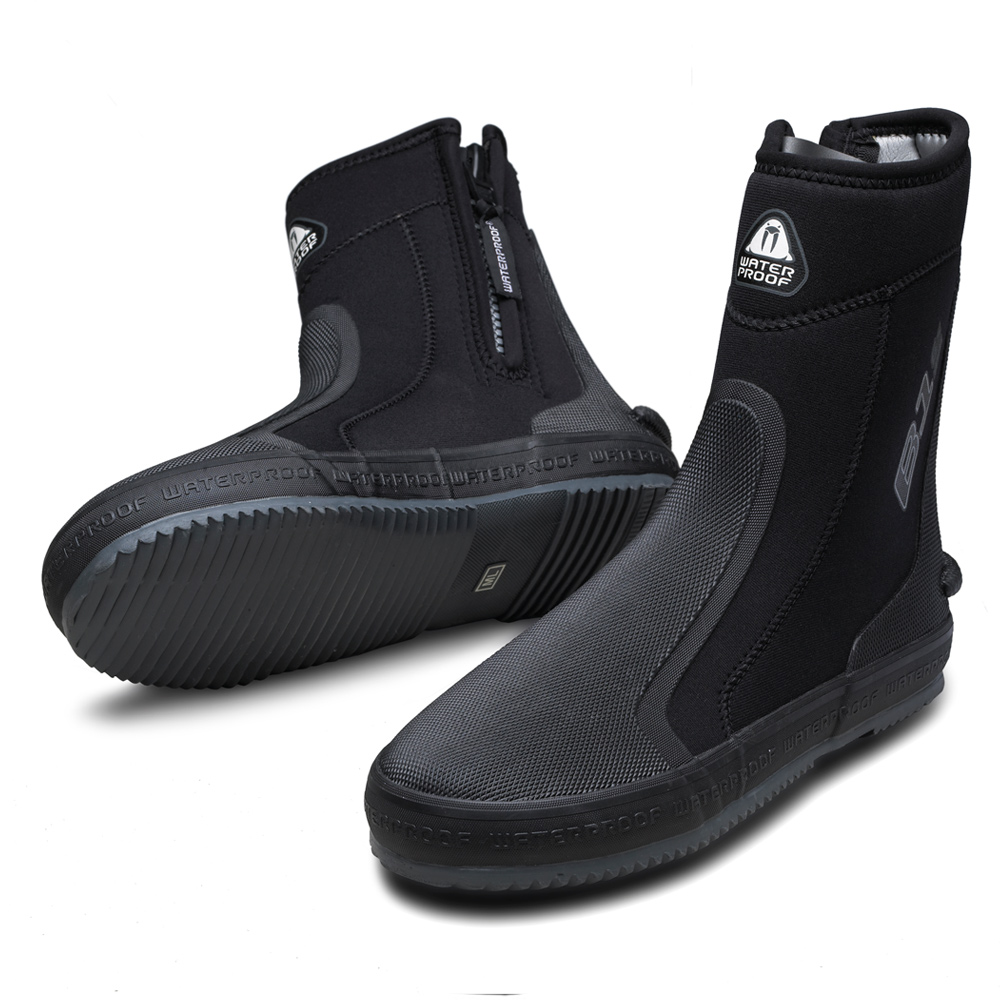 WATERPROOF - B1 Boots 6,5mm mit RV Füßlinge