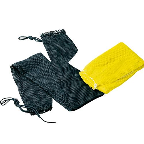 POLARIS - Flaschenschutznetz 5-15Liter schwarz/gelb