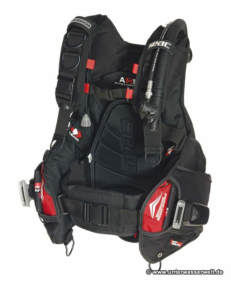 SEAC SUB - PRO 2000 EVO Tarierjacket