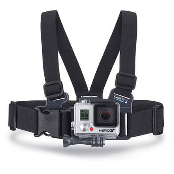 GOPRO - Jr. Chesty Chest Harness Brustgurt Kamerahalterung