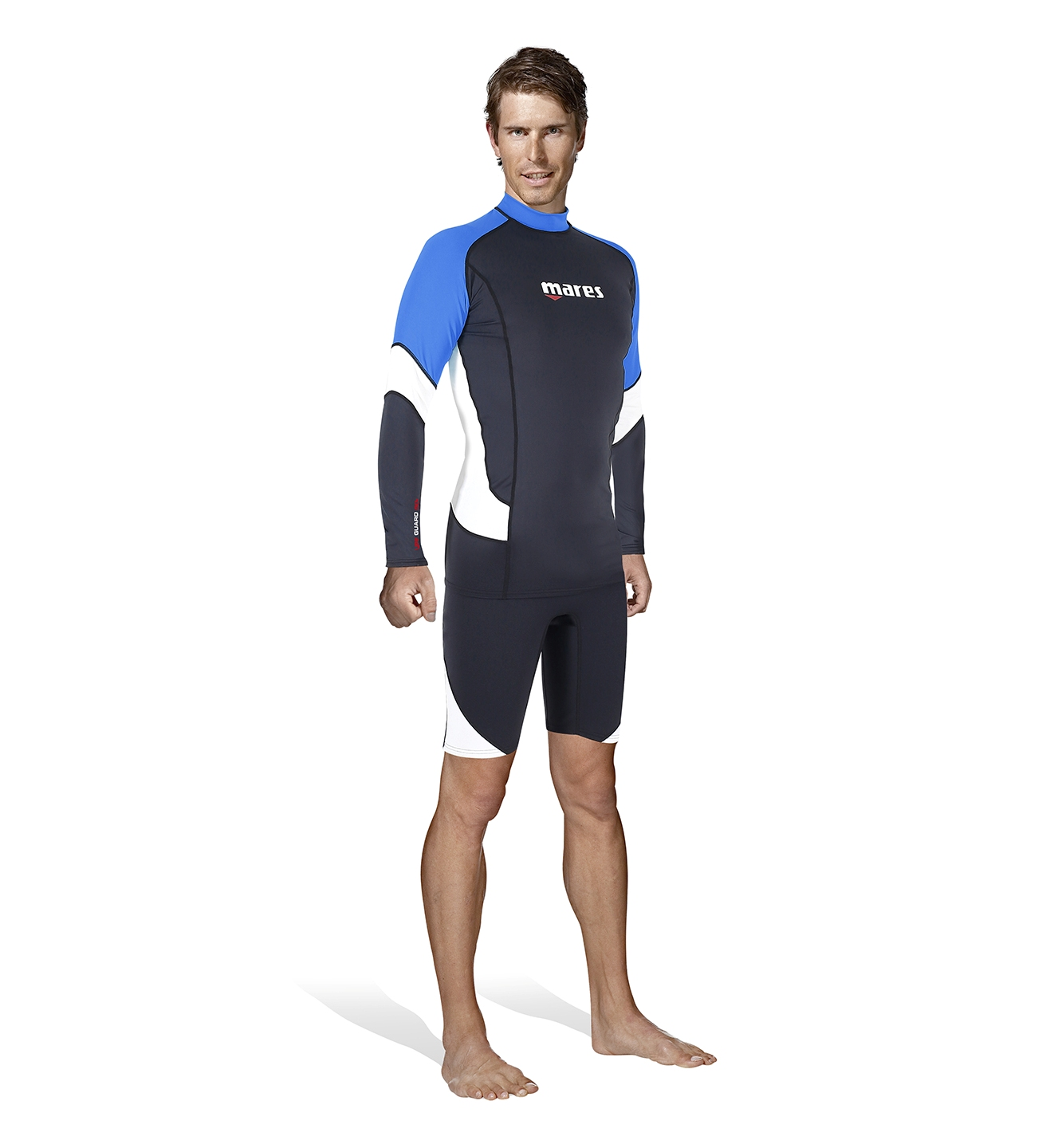 MARES - Rash Guard Shorts Herren