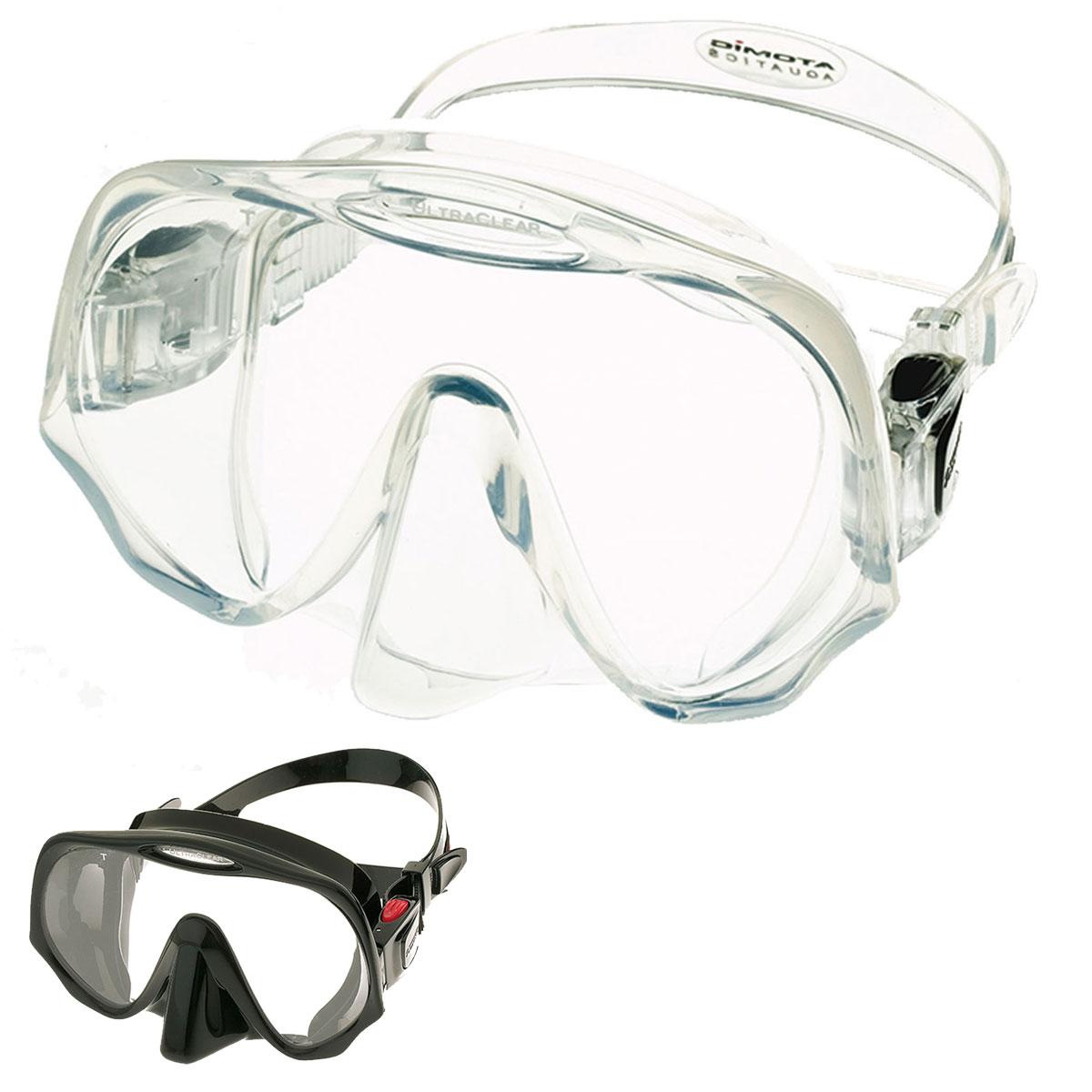 ATOMIC - Frameless Standard Tauchmaske