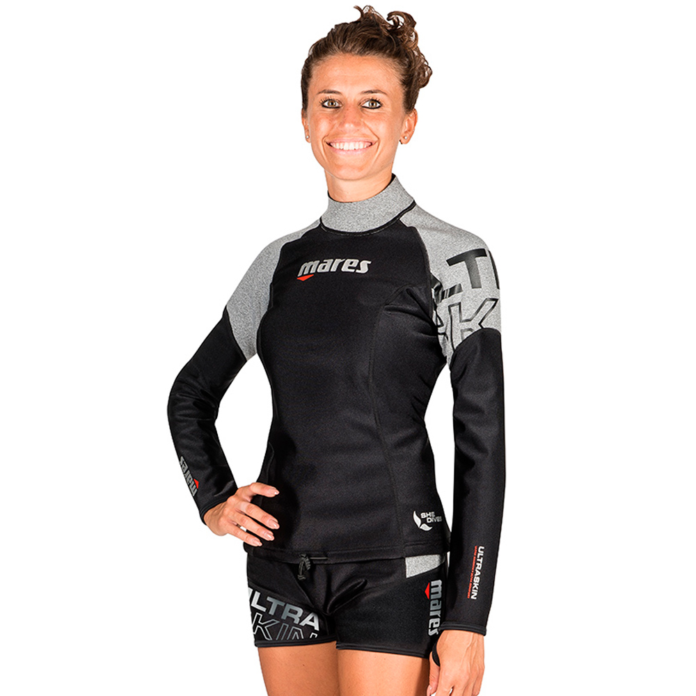 MARES - ULTRASKIN Long-Sleeve SheDives Damen