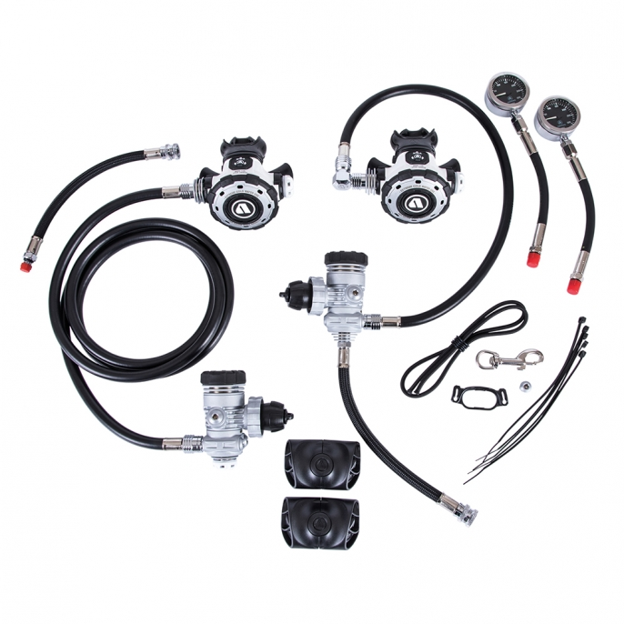 APEKS - MTX-R Sidemount Atemregler-Set