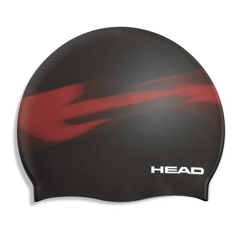 HEAD - Silicone Shadow Badehaube