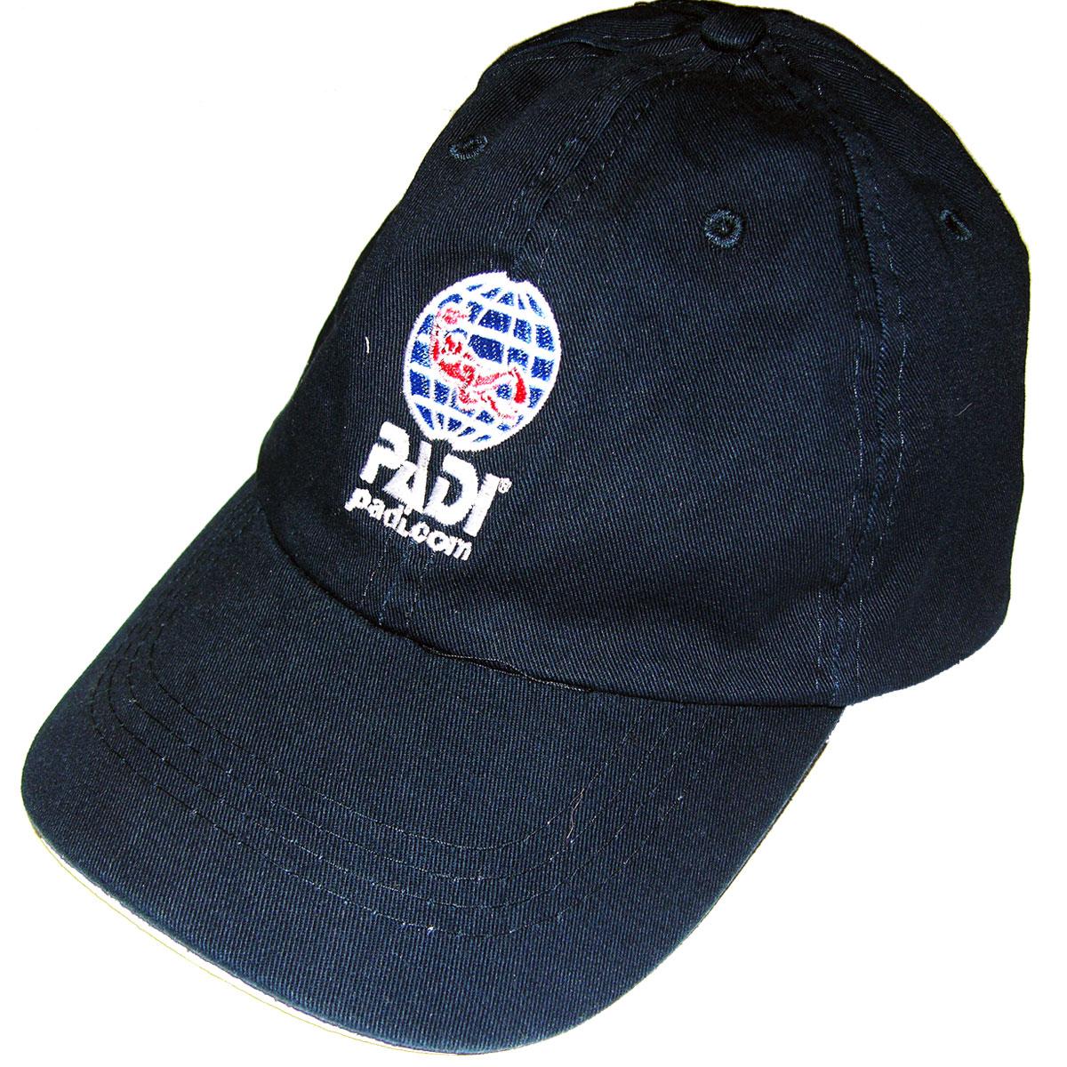 PADI - Hat Divemaster black Universal