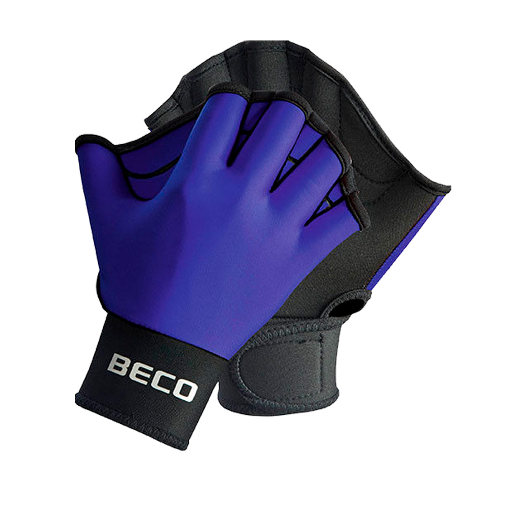 BECO - Aqua Fitness Handschuhe offen