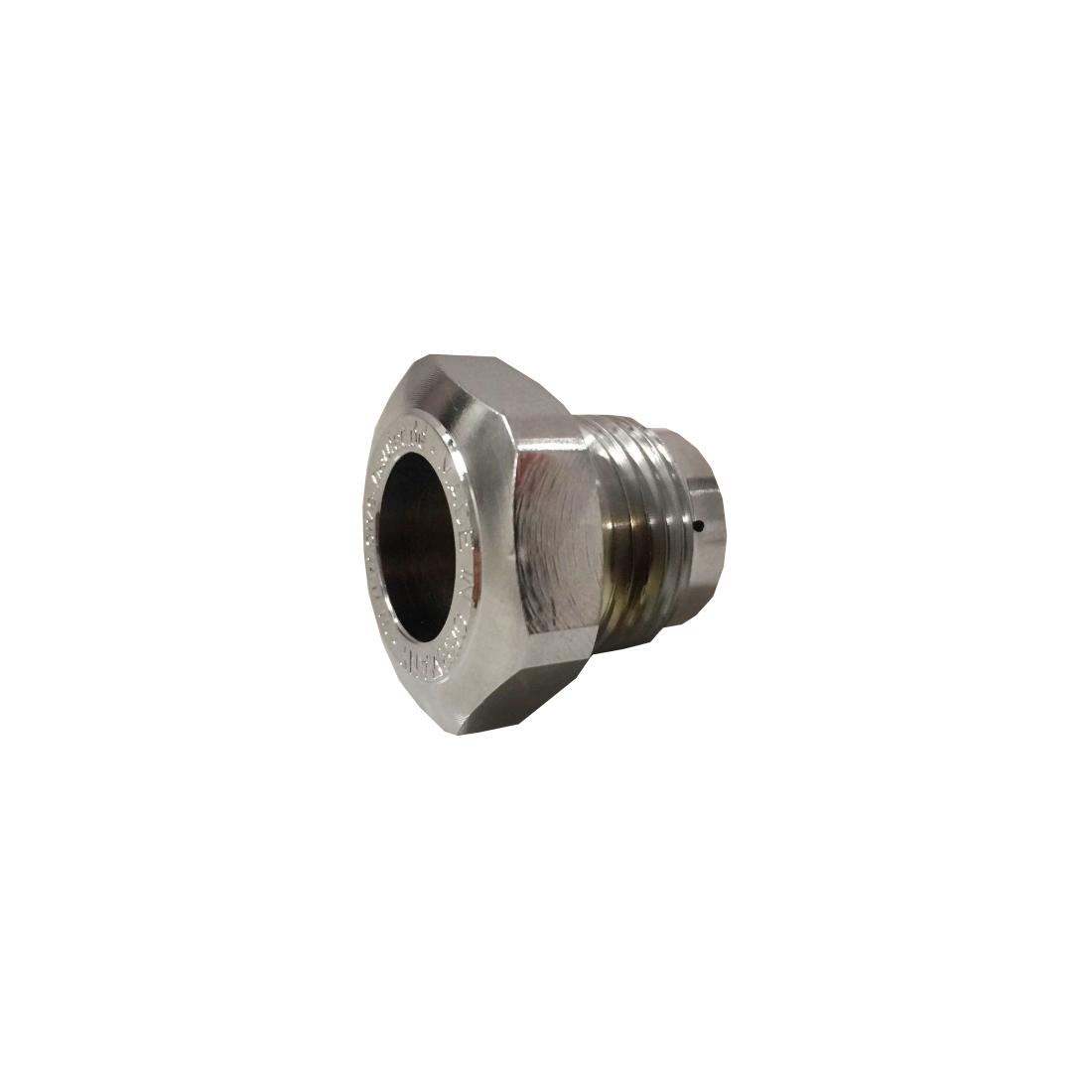 POLARIS - Blindschraube / Ventilstopfen G5/8 232Bar mit Entlüftung
