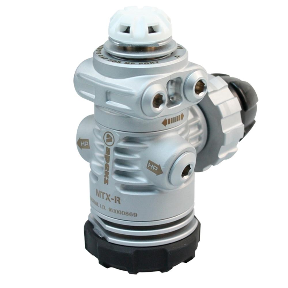 APEKS - MTX-R Atemregler 1. Stufe DIN