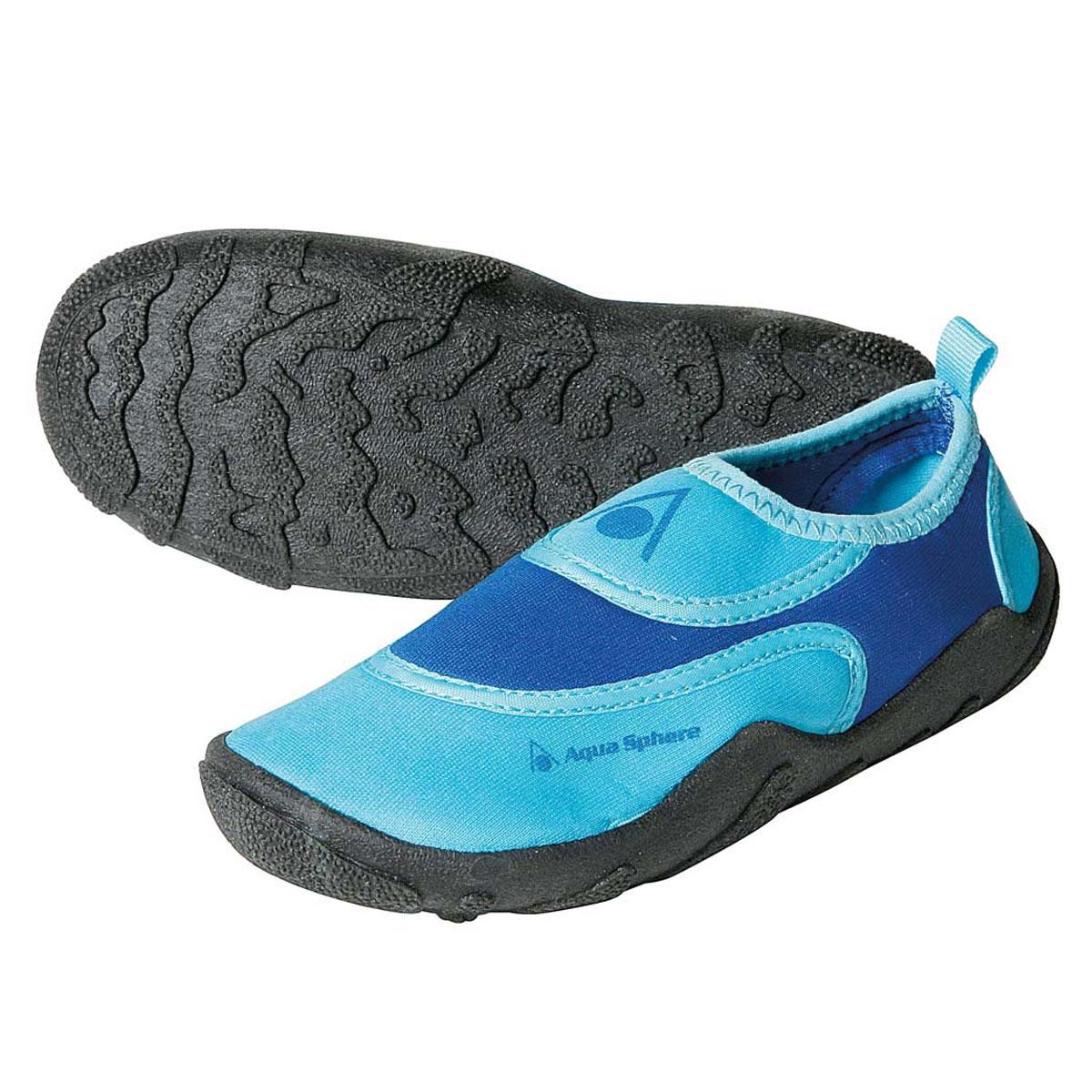 AQUA SPHERE - Beachwalker Kids blau-hellblau Badeschuhe