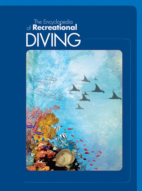 PADI - Book Encyclopaedia of Recreational Diving German