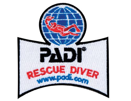 PADI - Emblem Rescue Diver
