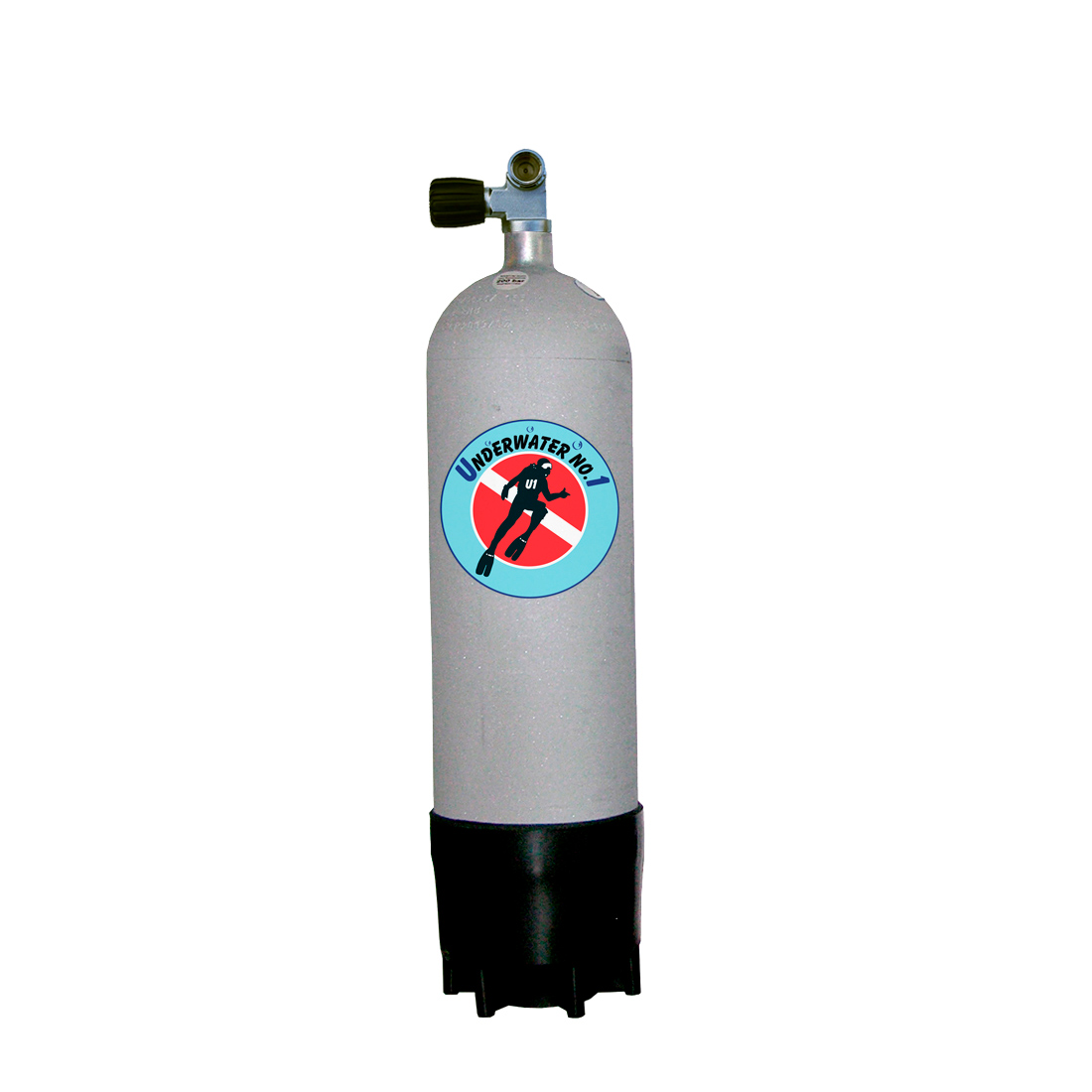 FABER - Tauchgerät 300Bar SteelBeast Monoventil 12999