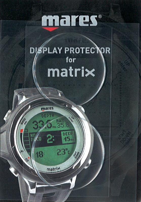 MARES - Displayschutz MATRIX/SMART