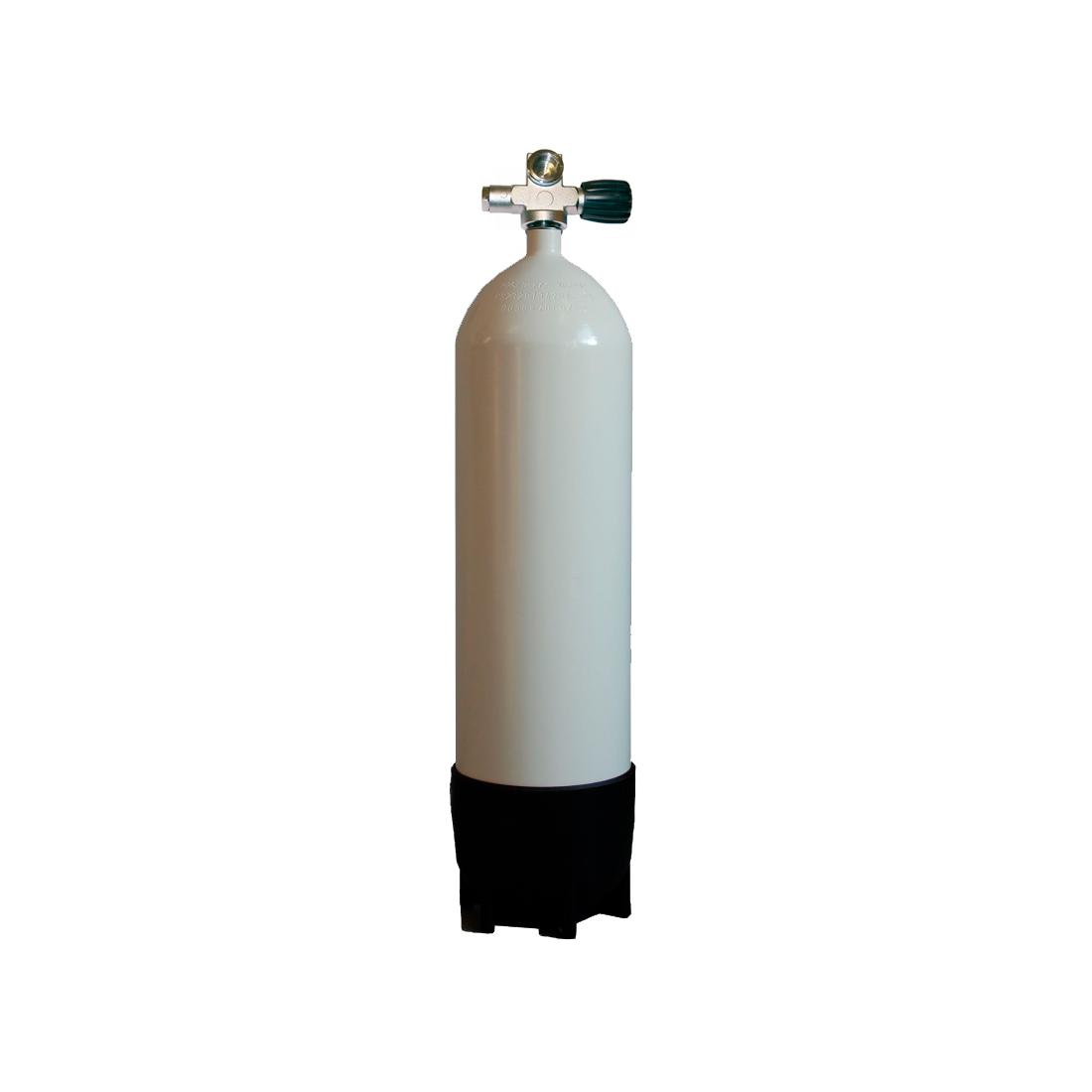 FABER - Tauchgerät 7l 200Bar Stahlflasche Brückenventil 12544li oder 12544re