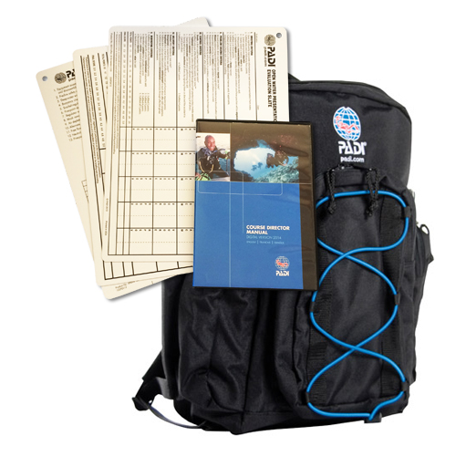 PADI - Crewpak IDC Staff Instructor Digital inkl. Code Deutsch