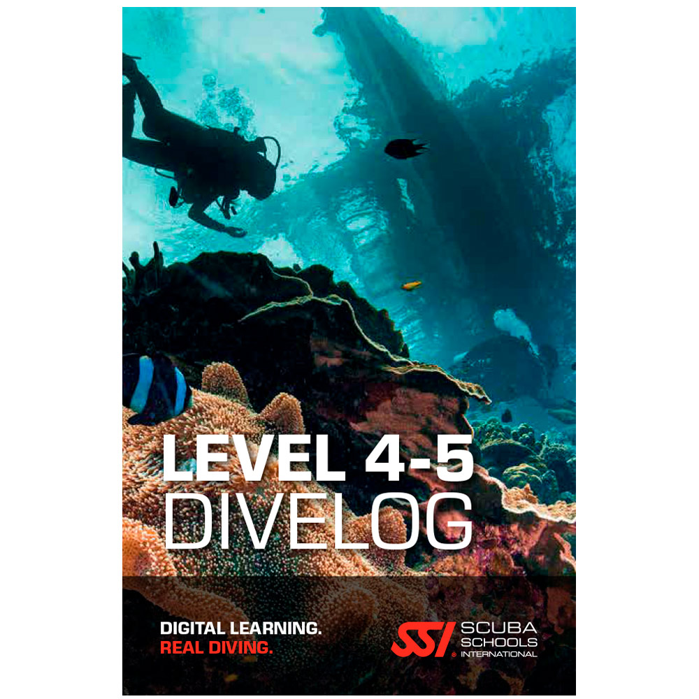 SSI - Log Booklet - Level 4-5 (76TG)