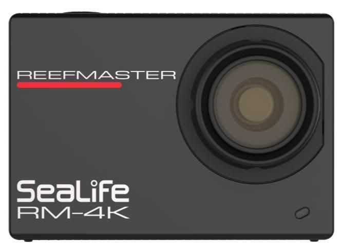 SEA LIFE - Reefmaster RM-4K Kamera
