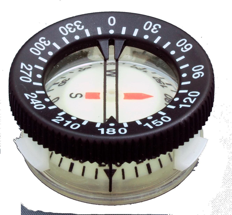 POLARIS - SLIMLINE Kapsel Kompass