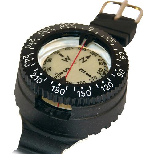 POLARIS - TOPLINE Kompass Nord 20° mit Armband
