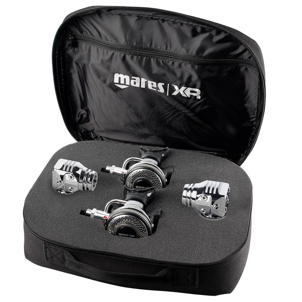 MARES XR - 75XR DR Full Tek Set-XR Atemregler Set