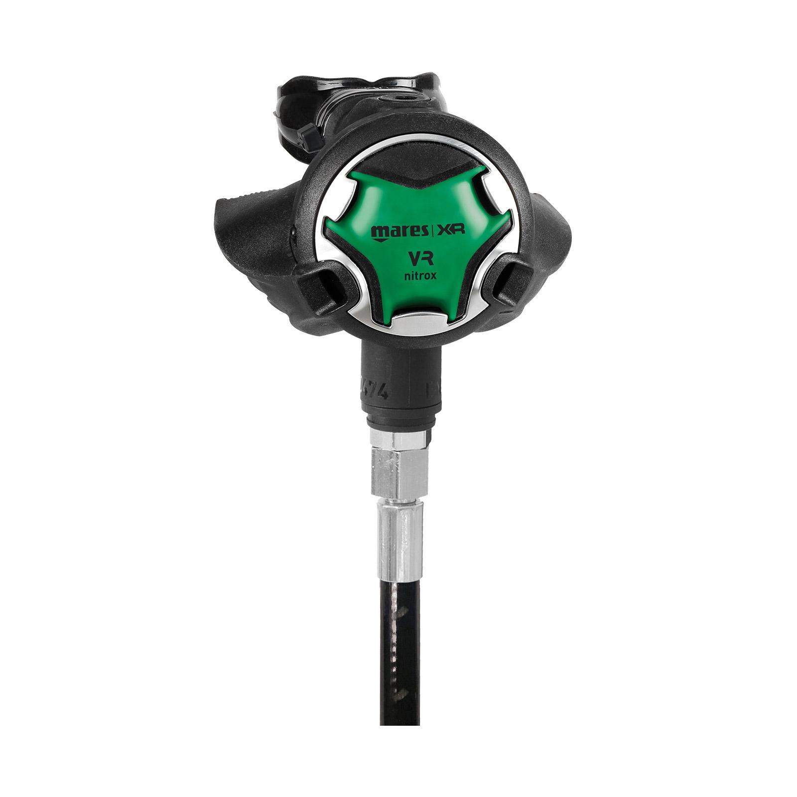 MARES XR - XR 2.Stufe VR Atemregler 100% O2