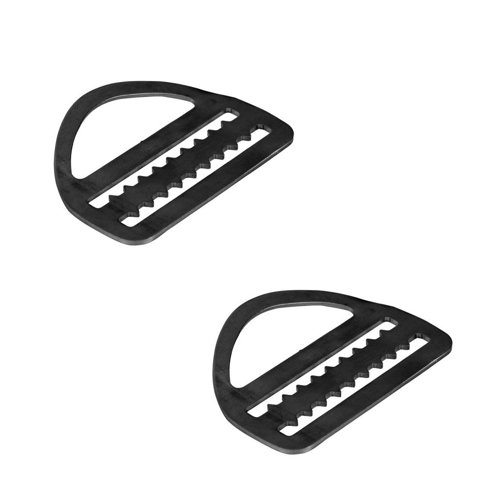 MARES XR - Trigliders gezahnt mit D-Ring Aluminium