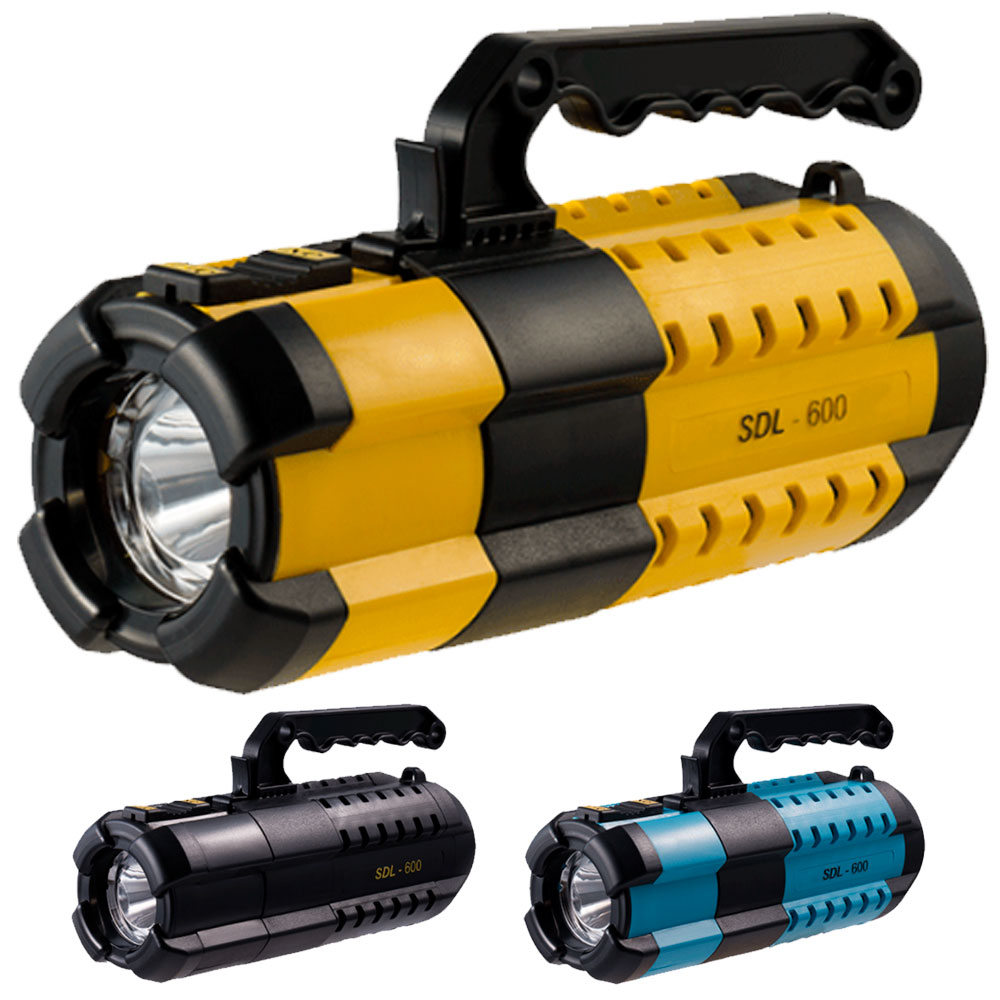 E-OCEAN SYSTEM - SDL 600 Tauchlampe