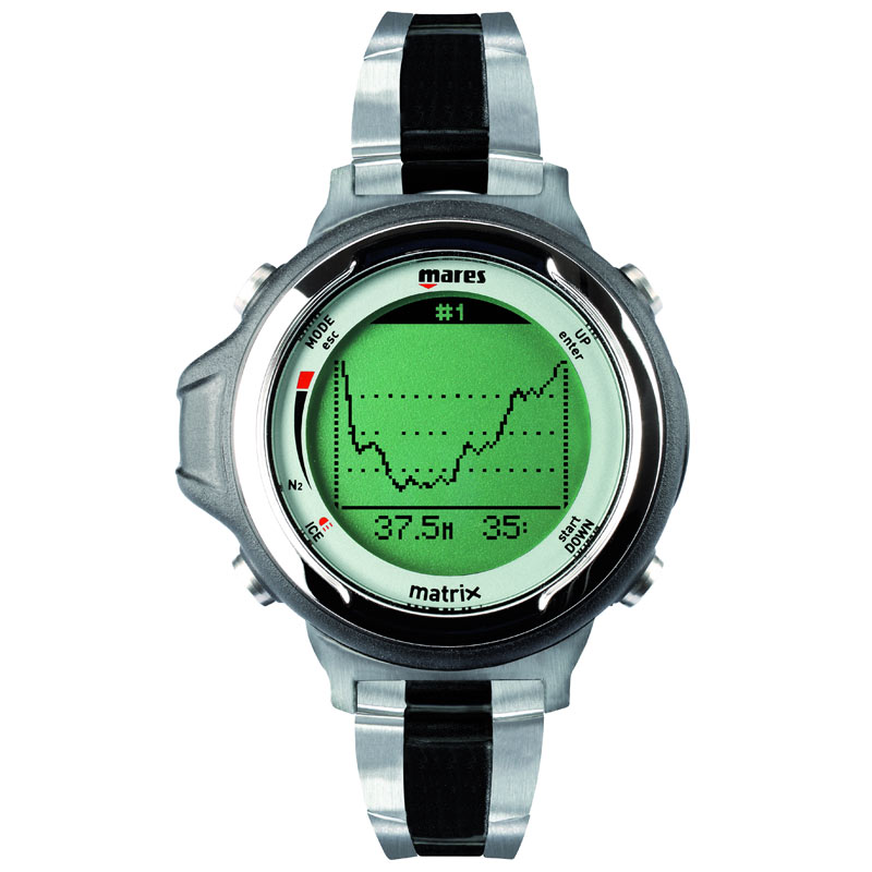 MARES - Metallarmband Matrix