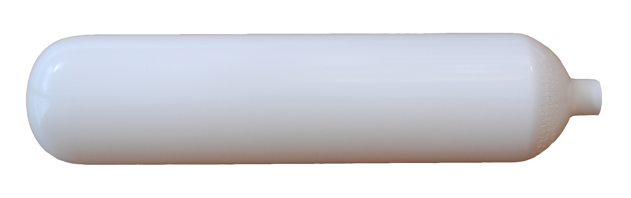 POLARIS - Tauchgerät 300Bar Stahlflasche ohne Ventil+Fuß