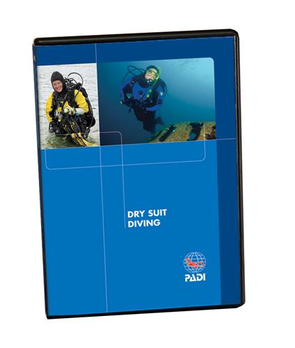 PADI - DVD Dry Suit Diver Edition English