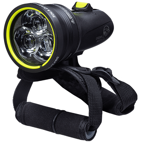 LIGHT & MOTION - Sola Dive Pro 2000
