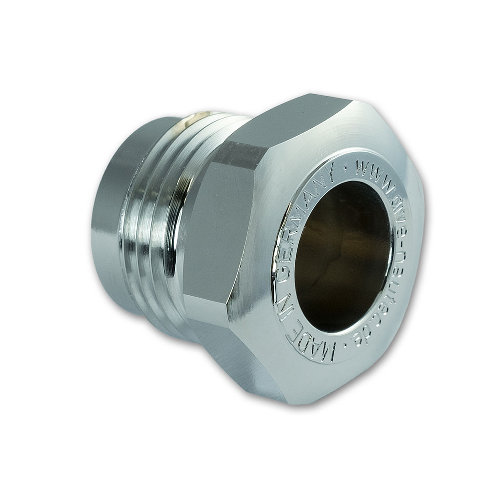 NAUTEC - Blindschraube / Ventilstopfen G5/8 230Bar