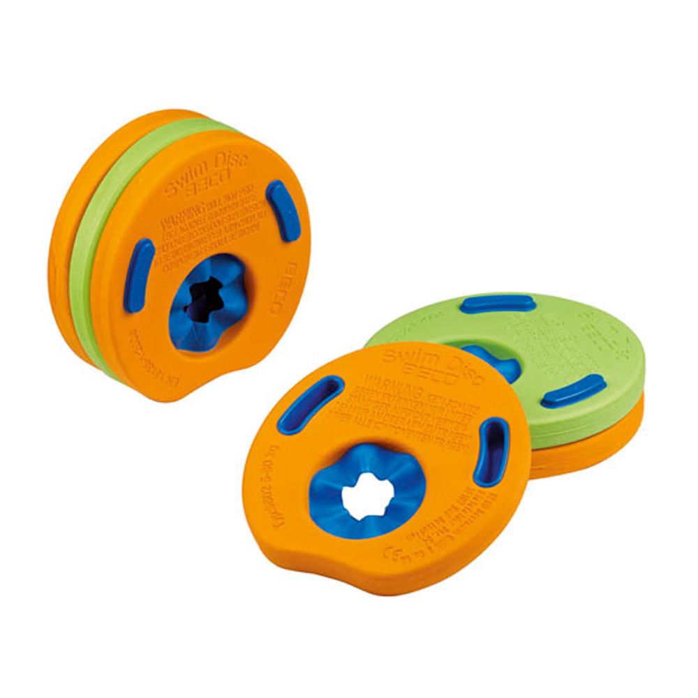 BECO - Schwimmscheiben Swim Disc für Kinder (1-12 Jahre)