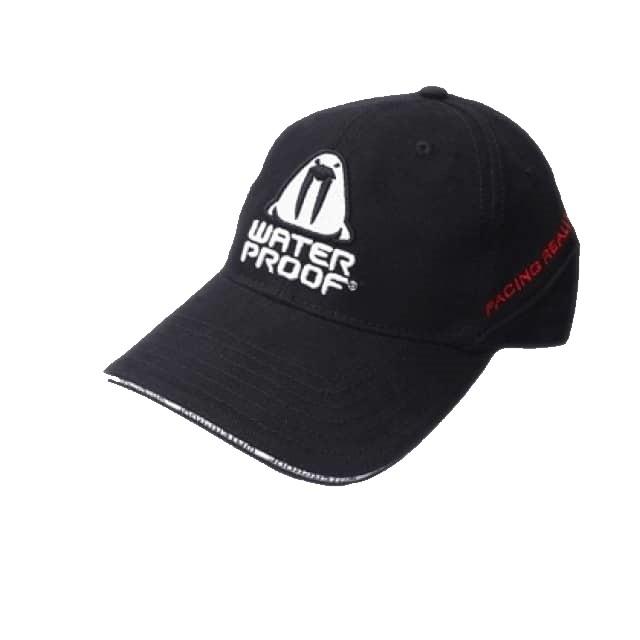 WATERPROOF - Wally Cap schwarz