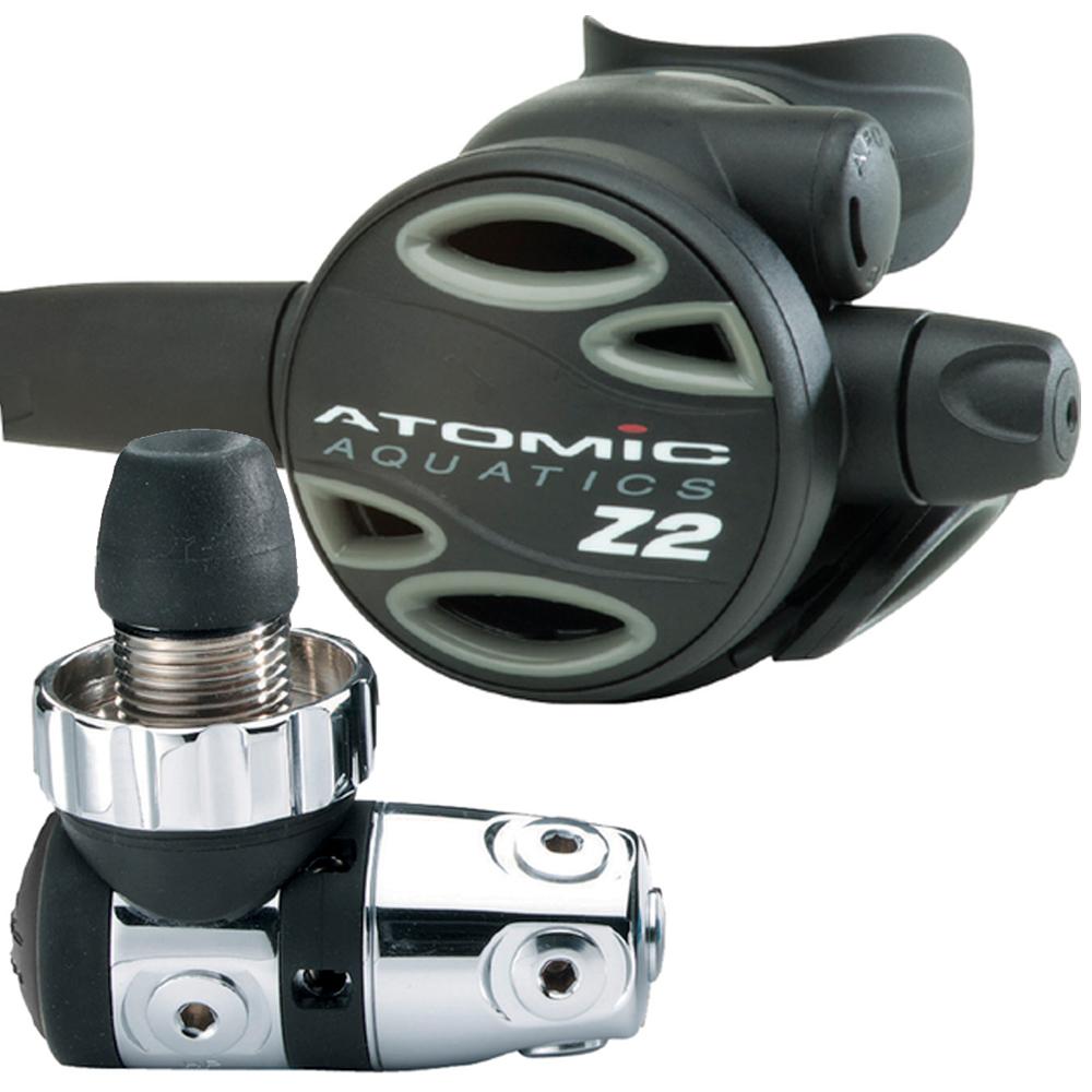 ATOMIC - Z2 DIN Atemregler