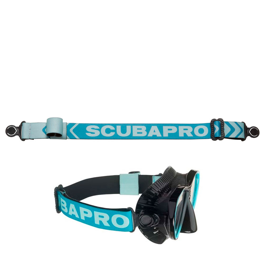 SCUBAPRO - Komfort Maskenband mit Schnorchelhalter