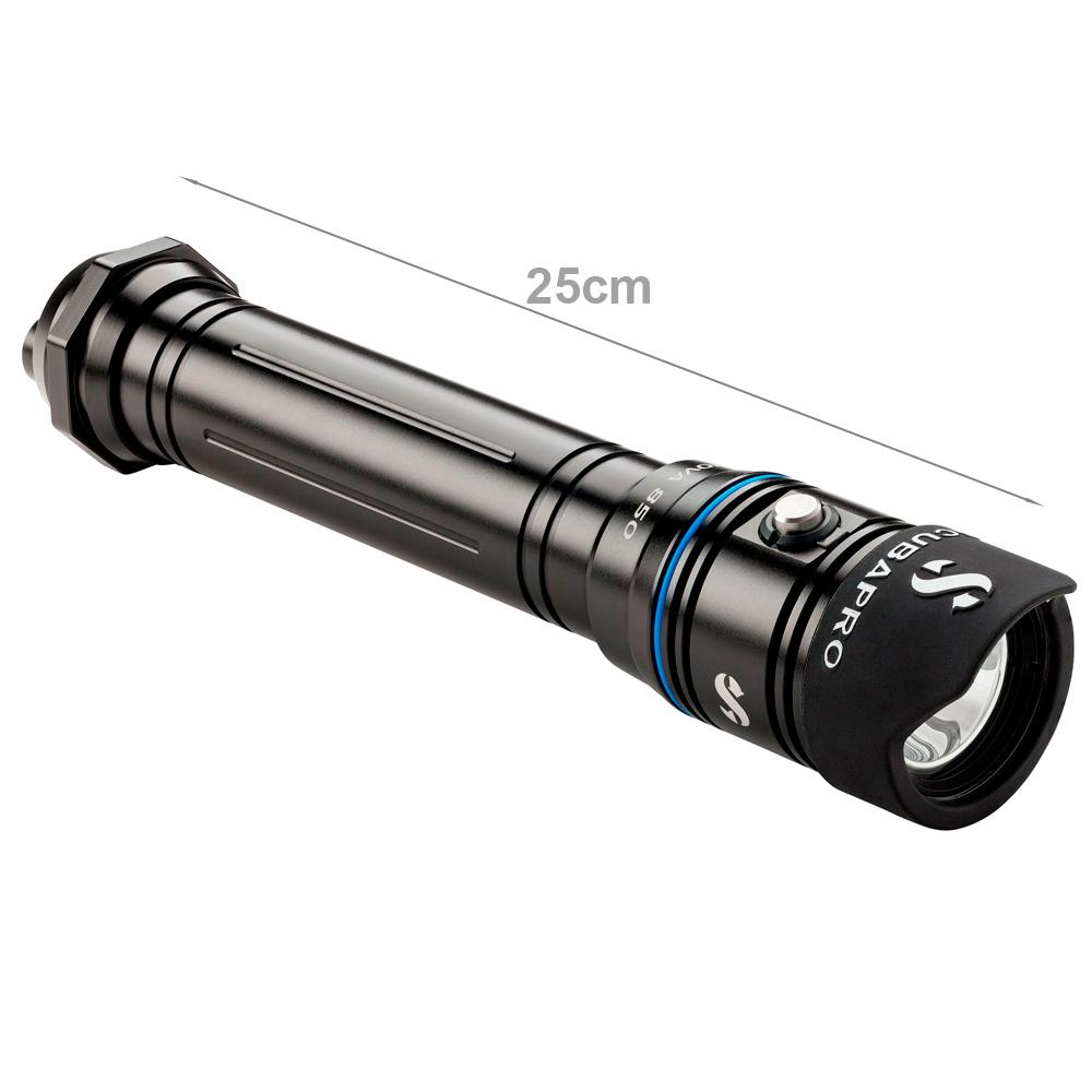 SCUBAPRO - Nova 850 Tauchlampe
