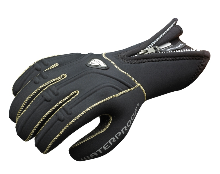 WATERPROOF - G1 Aramid 5mm 5-Finger Neoprenhandschuhe