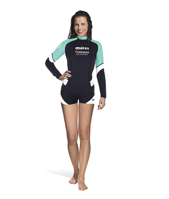 MARES - THERMO GUARD Shorts 0,5mm SheDives Damen
