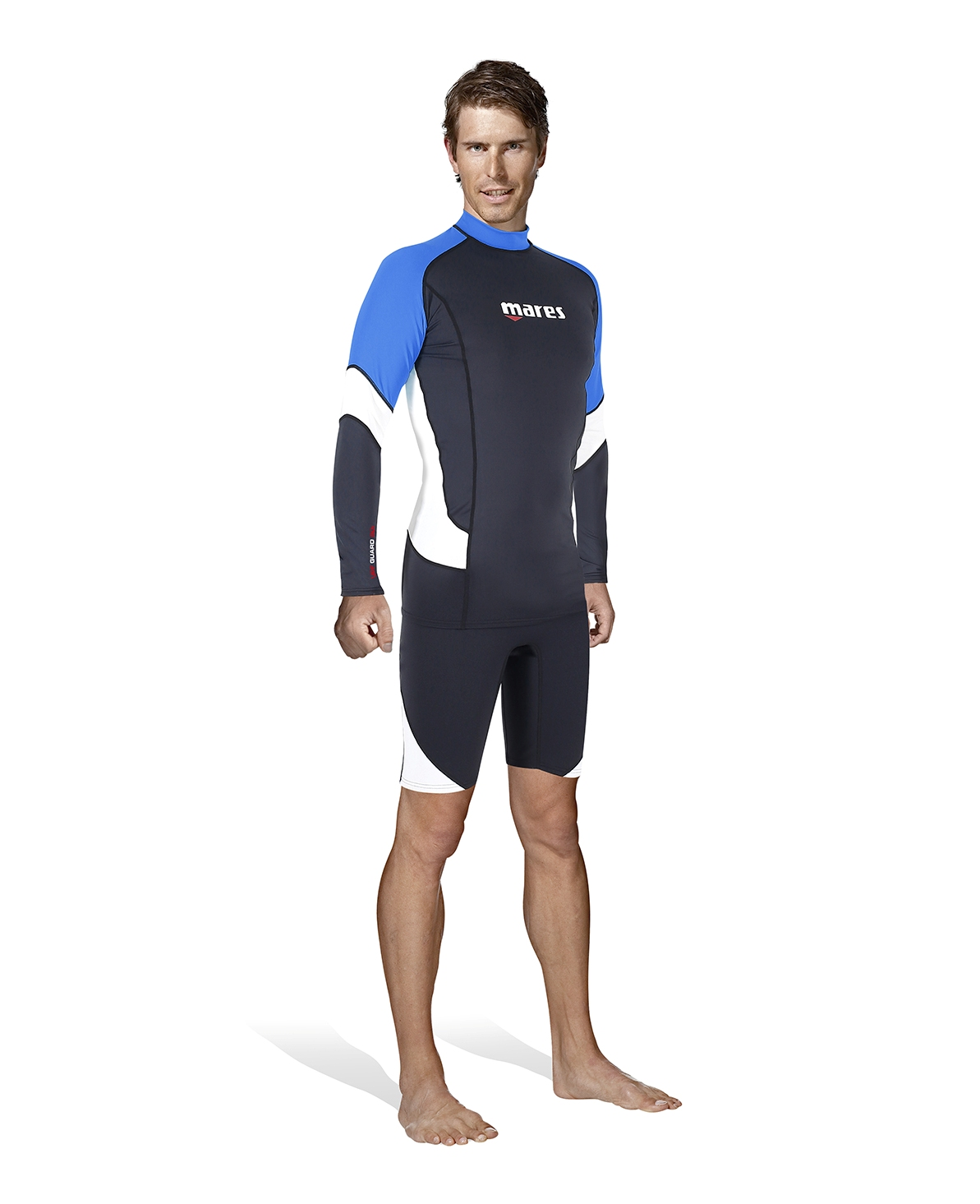 MARES - Rash Guard Long Sleeve Herren