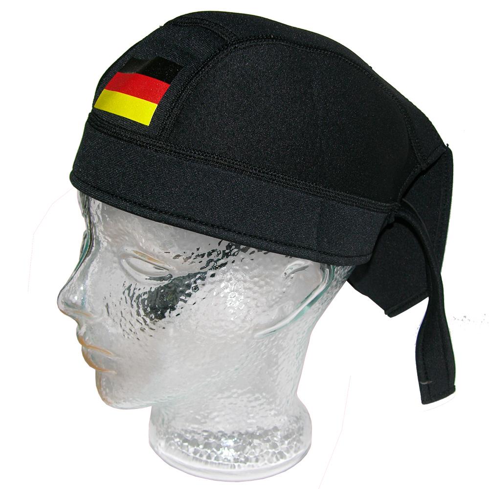 UEBBYS - Neopren Pirate-Cap Deutschland