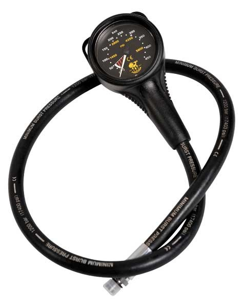POSEIDON - Manometer Black Edition