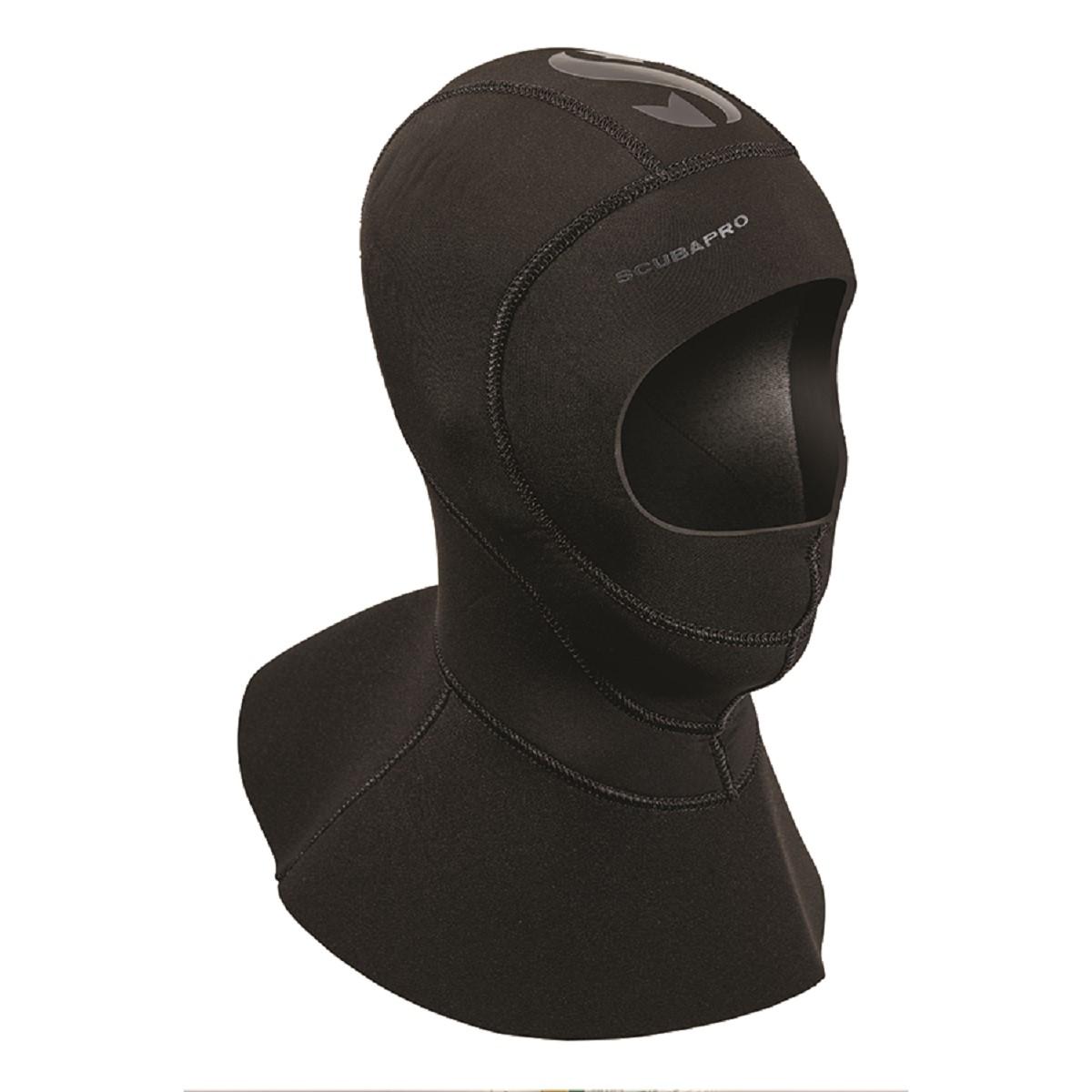 SCUBAPRO - Everflex 3.0 Kopfhaube 6/5/4mm mit Kragen