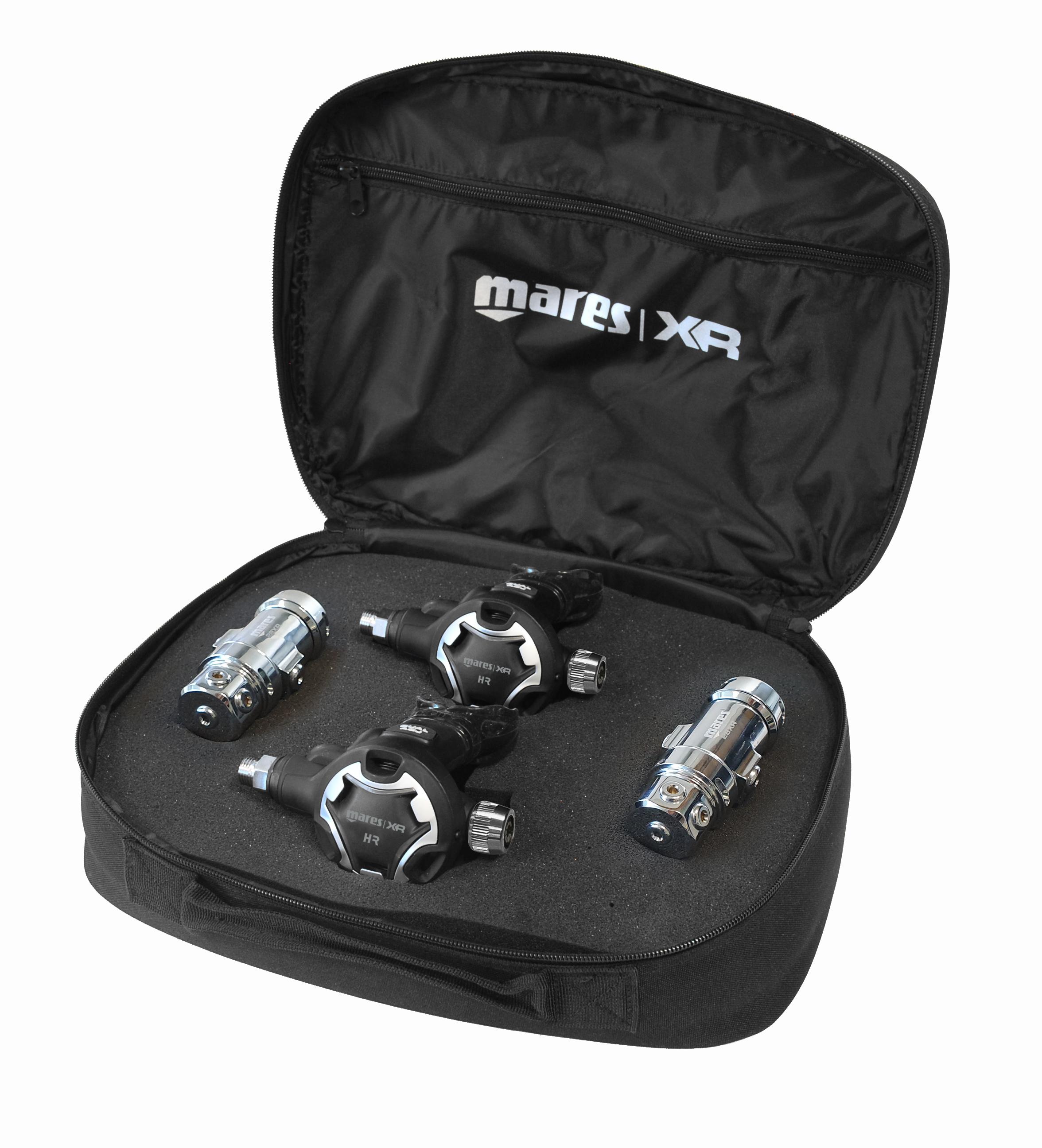 MARES XR - 28XR HR Full Tek Set-XR Atemregler Set