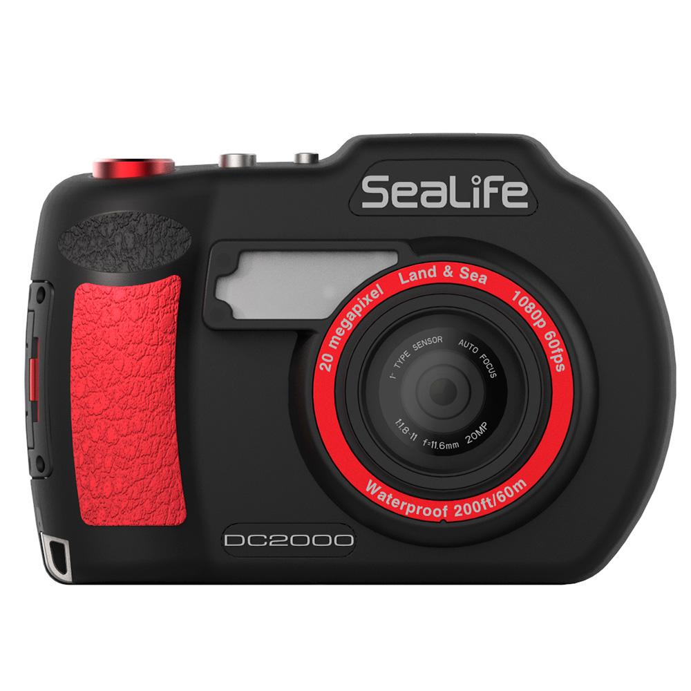 SEA LIFE - DC2000 Pro3000 Auto Unterwasserkamera Set SL747